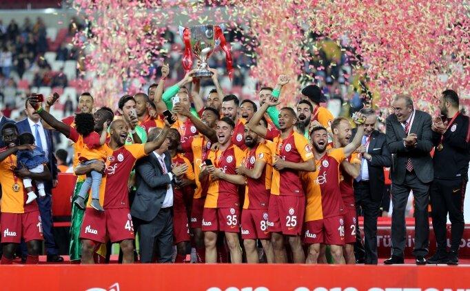 Galatasaray şampiyon olursa, ne kadar kazanacak?