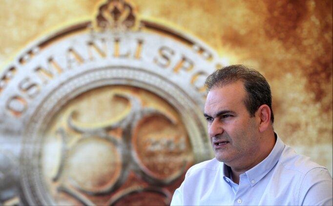 Osmanlıspor'un Süper Lig'i umudu