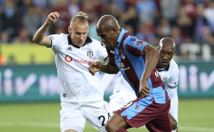 Beşiktaş 3 eksikle Trabzon deplasmanında