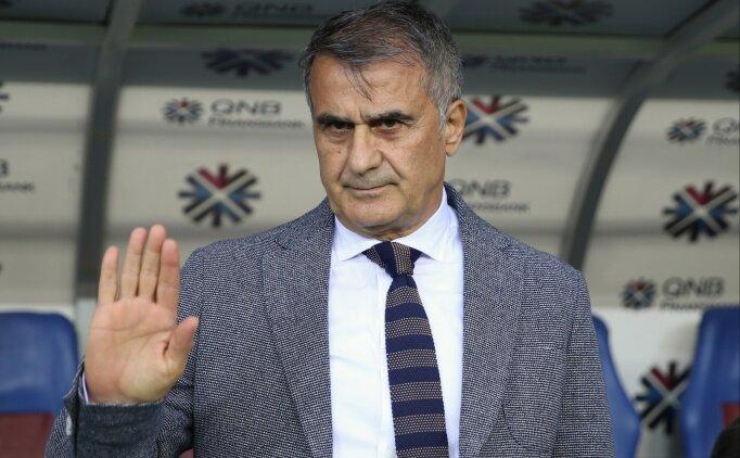 Şenol Güneş: 'Beşiktaş için üçüncülük başarısızlıktır'