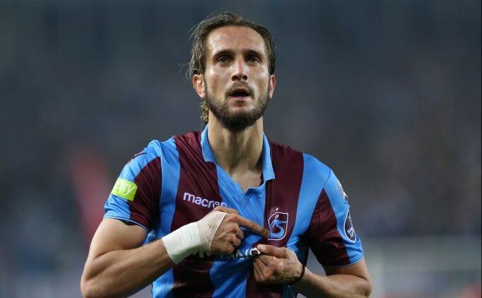 Trabzonspor'un Yusuf Yazıcı gururu! Dalya...