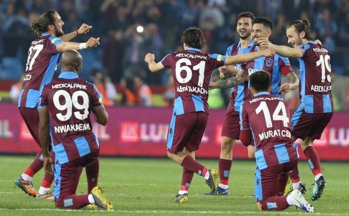 Trabzonspor'da Güneş'in ardından Karaman başardı