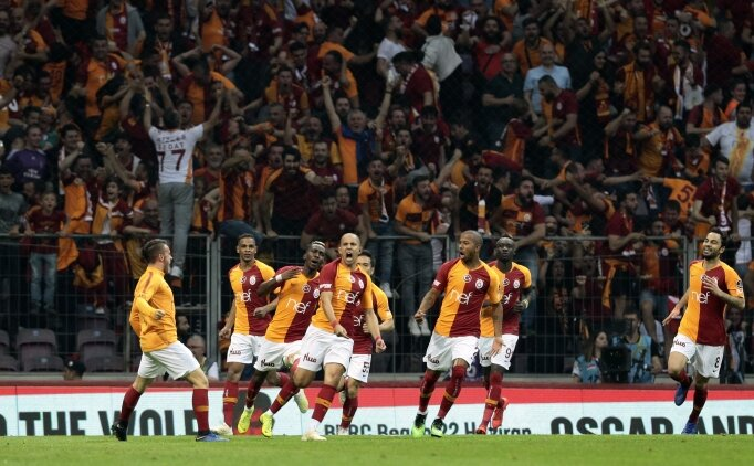 Galatasaray'ın iki golü iptal edildi, üçüncü sayıldı!