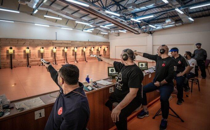 Para Havalı Silahlar Türkiye Şampiyonası başladı