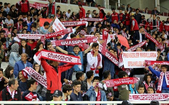 Sivasspor'da kombine fiyatları belli oldu!
