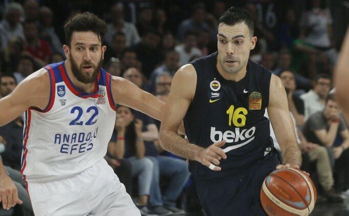 Sloukas'tan Fenerbahçe için büyük fedakarlık