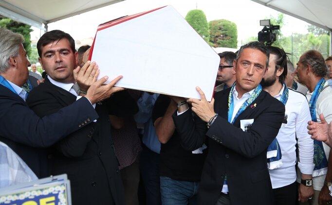 Fenerbahçeli Şeref Has son yolculuğuna uğurlandı