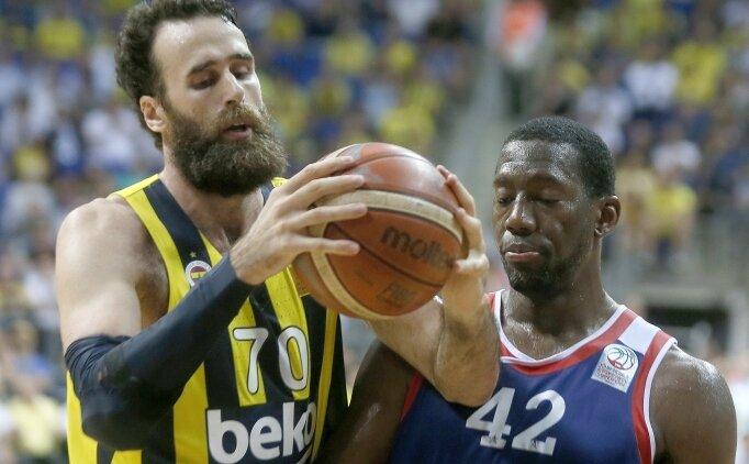 Anadolu Efes ve Fenerbahçe'nin şampiyonluk maçı