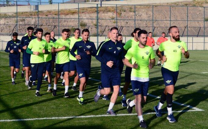 Akhisarspor'da hedef yeniden Süper Lig