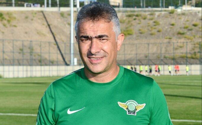 Takımların Süper Lig umudu: 'Mehmet Altıparmak'