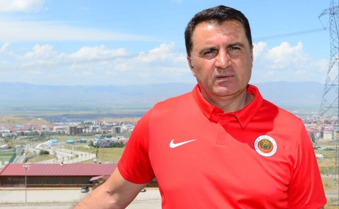 Mustafa Kaplan: 'Bizim yerimiz her zaman Süper Lig'dir'