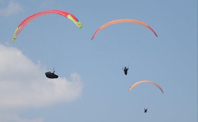 Paraşütçülerin gözdesi: Ali Dağı!