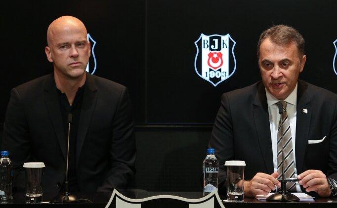 Beşiktaş'tan Fabian Ernst ile altyapı hamlesi!
