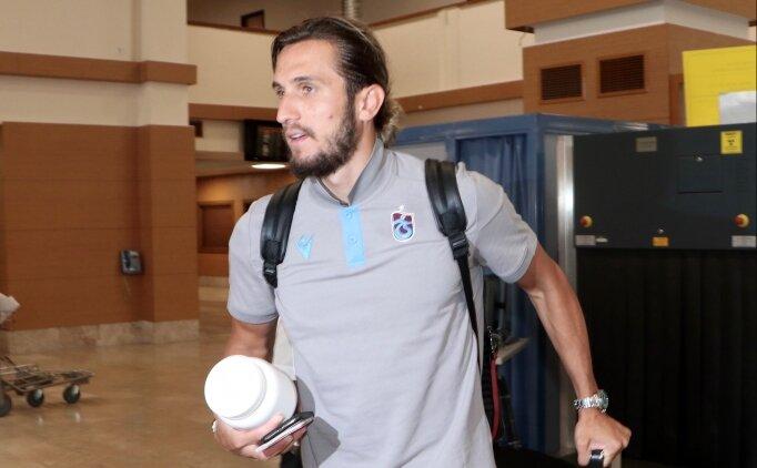 Trabzonspor, kamp için Avusturya'ya gitti!