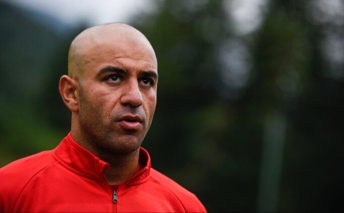 Aymen Abdennour: 'Hiç düşünmeden Kayserispor'u istedim'