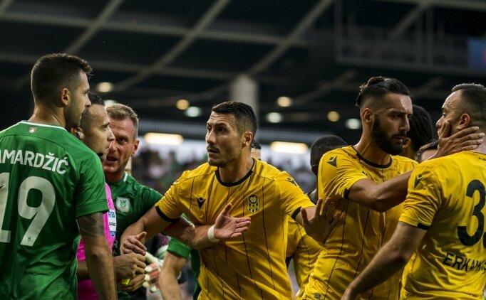 Yeni Malatyaspor, Avrupa'da Jahovic ile turladı!
