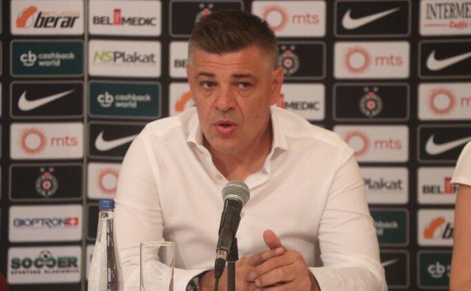 Partizan'dan Yeni Malatyaspor maçı yorumu: 'Hayati önem taşıyor'