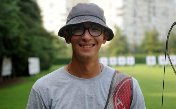Okçuluğun parlayan yıldızı: Mete Gazoz