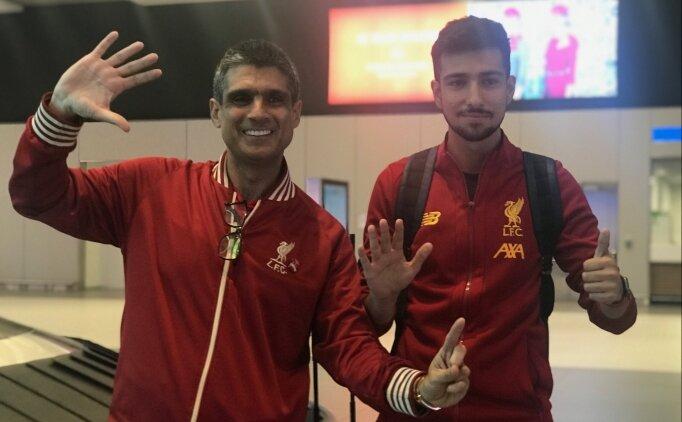 Liverpool Chelsea finali için İstanbul'a turist akını