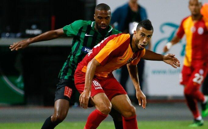 Galatasaray, Denizli'de kayıpla başladı!