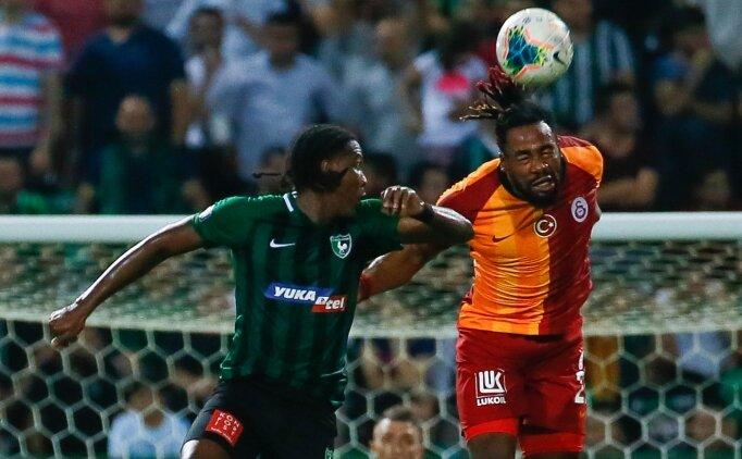Galatasaray'da Luyindama korkusu!