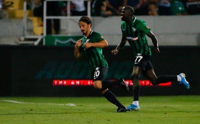 Recep Niyaz: 'Fenerbahçe'ye de gol atmak istiyorum'