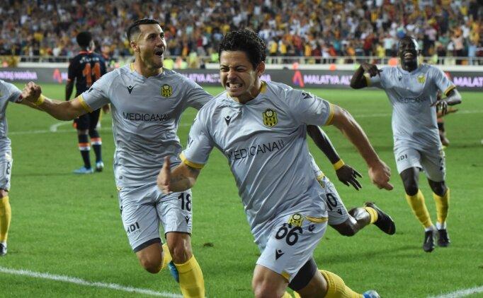 Yeni Malatyaspor, Başakşehir'i parçaladı
