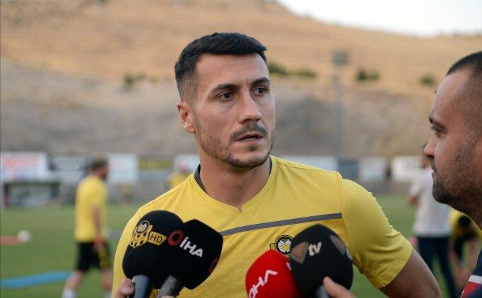 Adis Jahovic: 'Trabzon'dan en az 1 puanla dönmek istiyoruz'