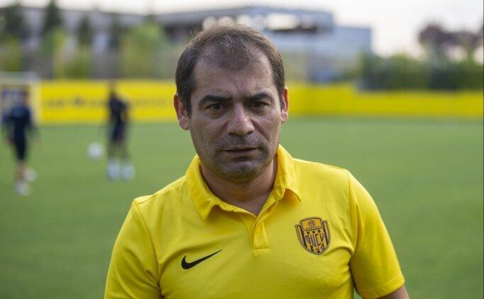 Metin Diyadin; 'Ankaragücü taraftarının destek olacağını biliyorum'