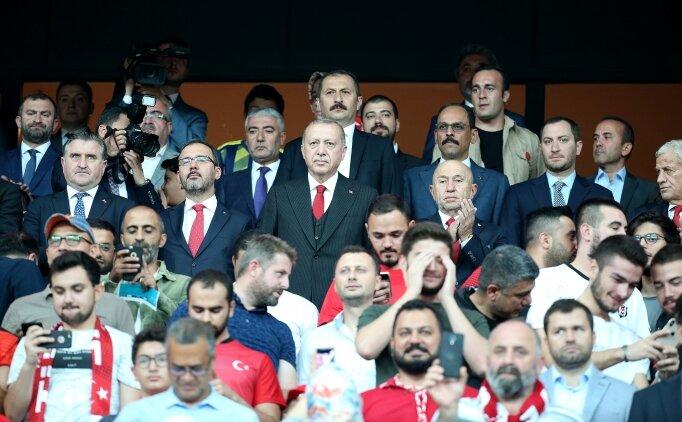 Nihat Özdemir: 'Başarmanın eşiğindeyiz'