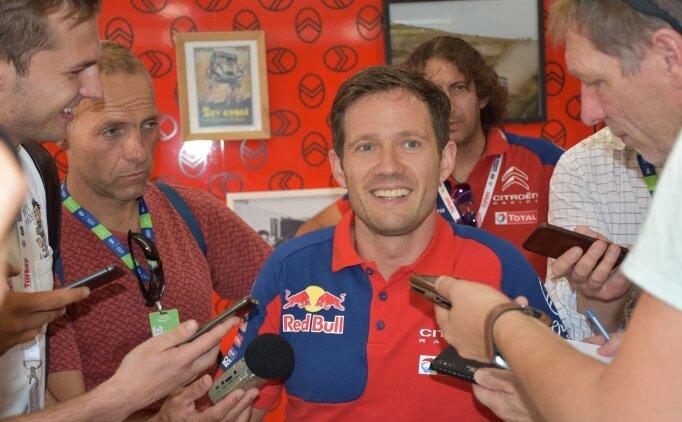 Sebastien Ogier: 'Altı şampiyonluk beni mükemmel yapmaz'