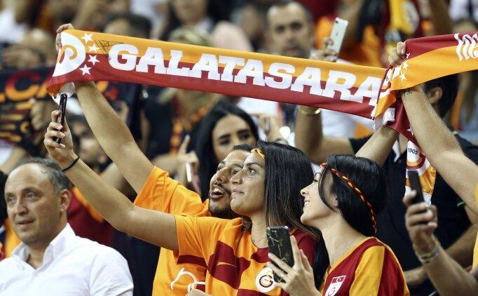 Galatasaray, Passolig'de 1 milyon taraftara yaklaştı
