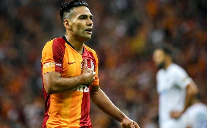 Galatasaray'da şampiyonluk ve Falcao bereketi