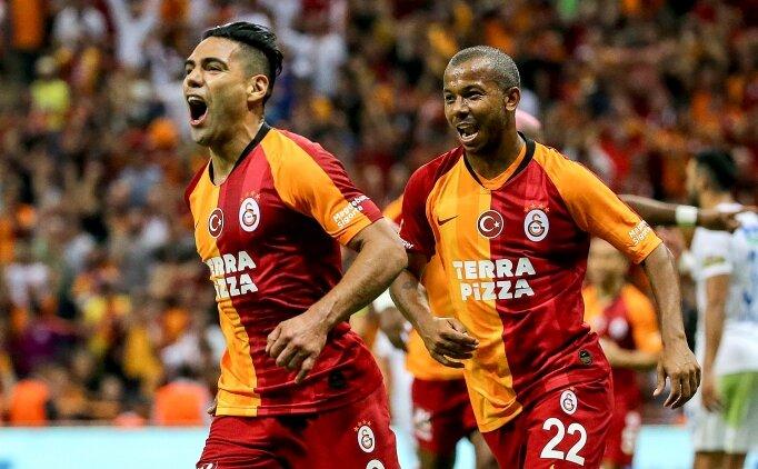 Falcao: 'Galatasaray bir his takımından daha fazlası'