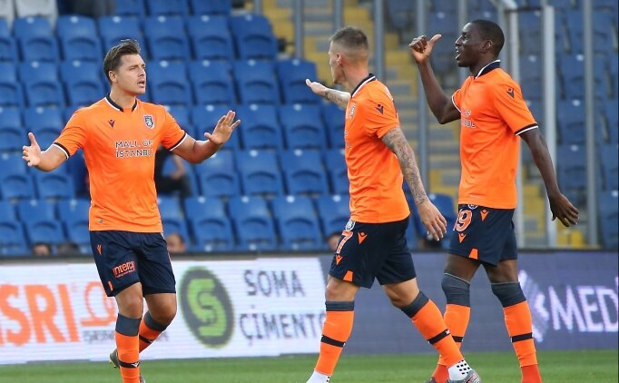 Başakşehir'de yeni transferler oynadı, Epureanu geri döndü!