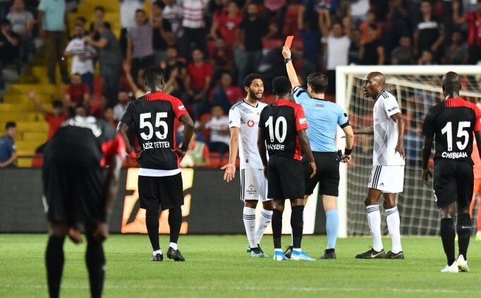 PFDK'dan Muhammed Elneny'e 3 maç ceza!