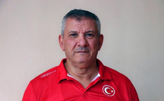 'Amacımız Dünya Halter Şampiyonası'nda madalya kazanmak'