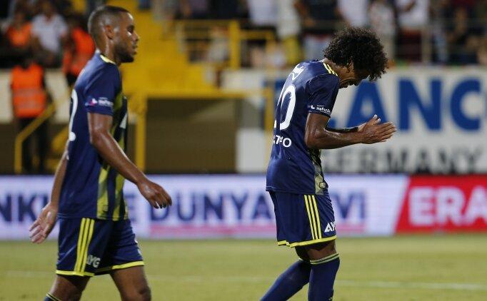 Fenerbahçe, üç hatayla üç puan bıraktı!
