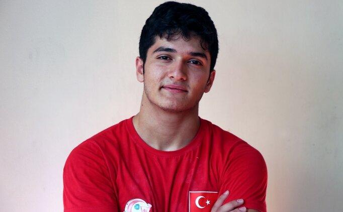 Muhammed Furkan Özbek'in Tayland'da hedefi madalya