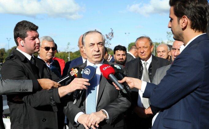 Mustafa Cengiz: 'Yine arkadan dolaylı laflar!'