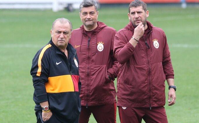 Galatasaray'da yeni sistem 4-3-3