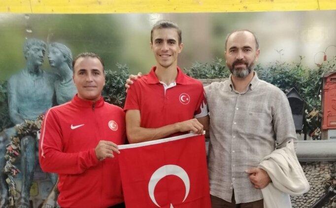 Mehmet Can Yakın'dan bronz madalya
