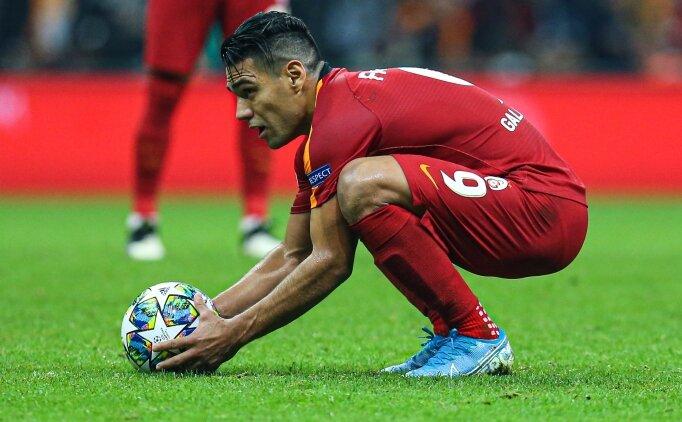Galatasaray'da çok zor ihtimal; Radamel Falcao