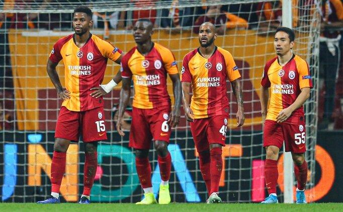 Galatasaray, son maçta Paris deplasmanında