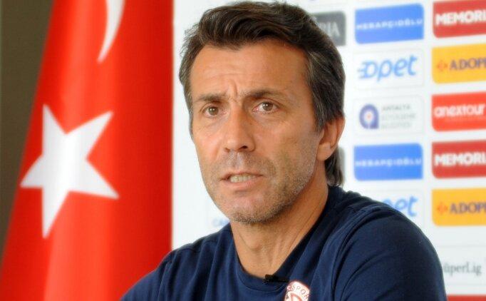 Bülent Korkmaz: 'Avrupa kupalarında oynayan takımlarımız başarılı olmalı'
