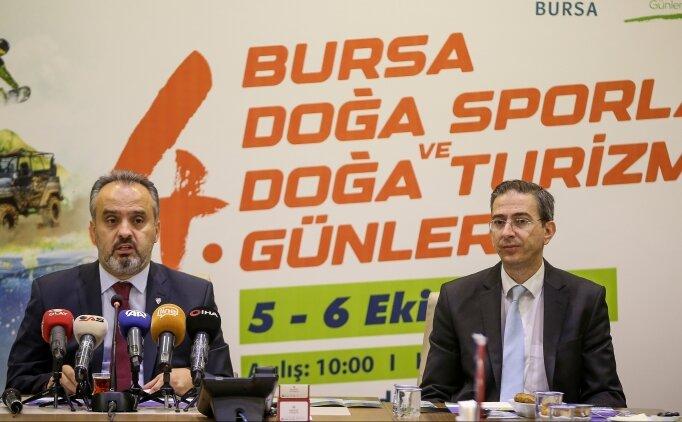 4. Bursa Doğa Sporları ve Doğa Turizmi Günleri