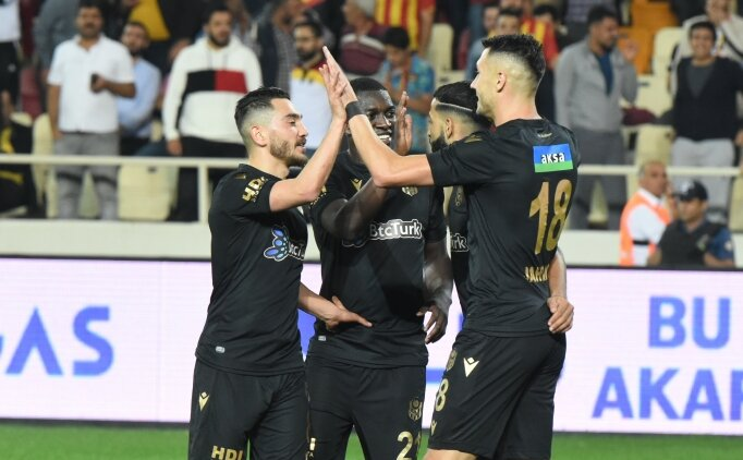 Malatya'da Adis Jahovic şov! 5-1...