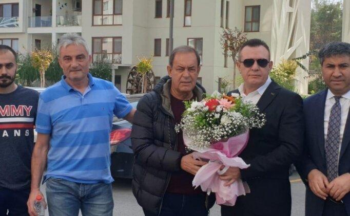 Yücel İldiz: 'Denizlispor'a en iyi şekilde hizmet etmeye çalıştım'