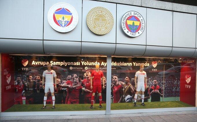 Kadıköy'de milli maç heyecanı