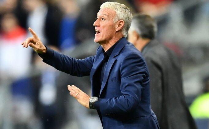 Didier Deschamps'tan Mert Günok ve taraftar açıklaması
